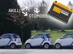 akıllı batarya otomobil