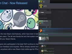 steam yeni chat